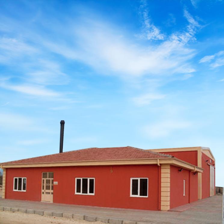 Gaziantep Sterilisationsanlage für Medizinische Abfälle
