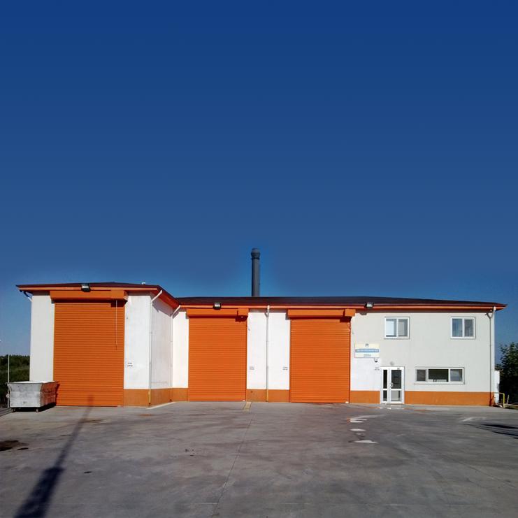 Sakarya Großstadtgemeinde- Sterilisationsanlage für Medizinische Abfälle