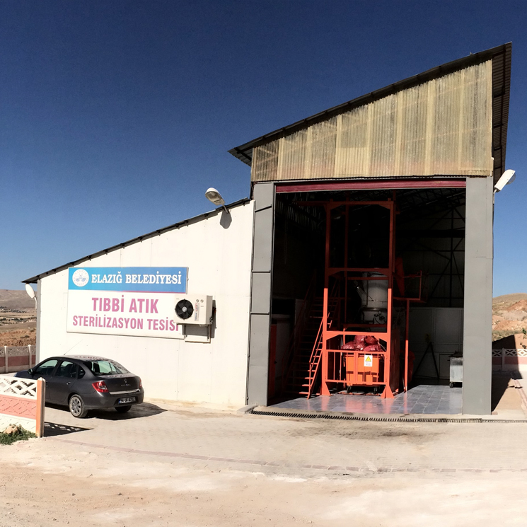 Elazığ Medical Waste Sterilization Plant