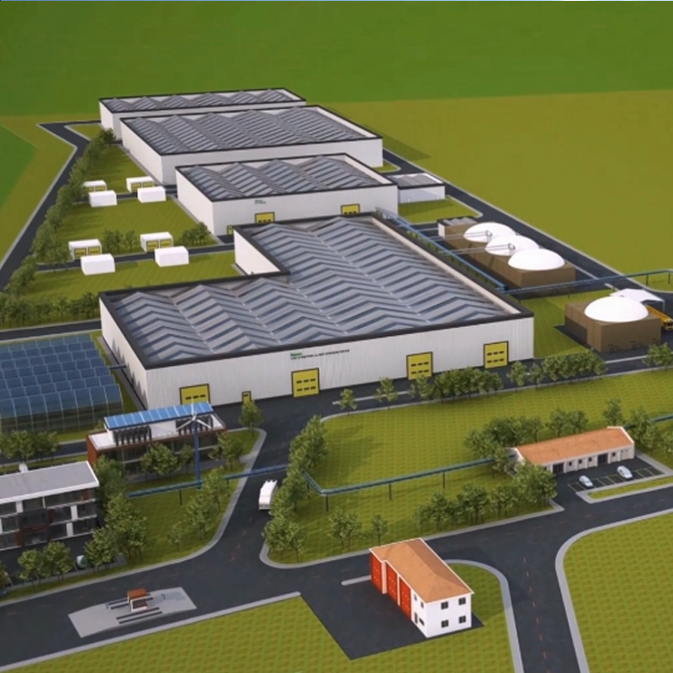 Sakarya Integrated Solid Waste Management Plant (SEKAY)