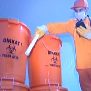 Era Çevre Sterilisationsanlage für Medizinische Abfälle 2