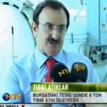 Era Çevre Sterilisationsanlage für Medizinische Abfälle 4
