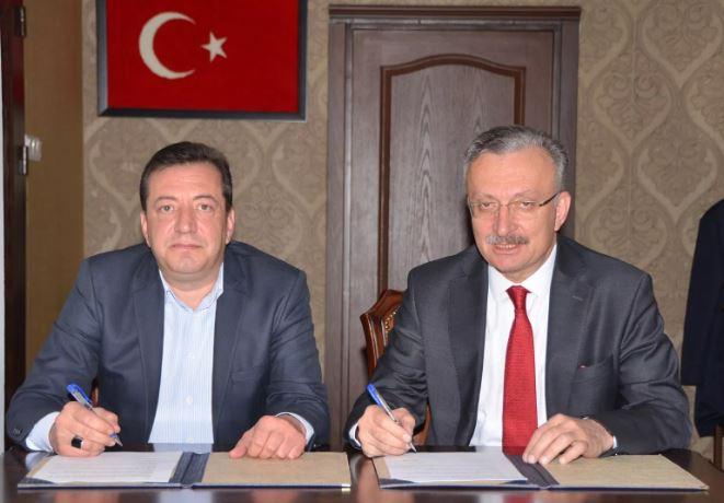Era Çevre and Erzincan Binali Yıldırım University signed a protocol