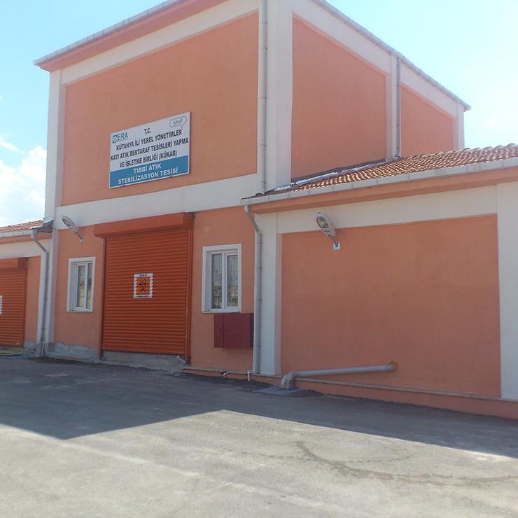 KÜKAB Medical Waste Sterilization Plant